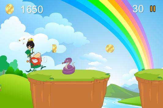 Crazy Leprechaun Run screenshot 2