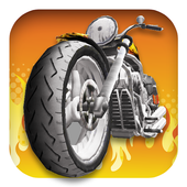 3D Motorcycle Highway Racing icon