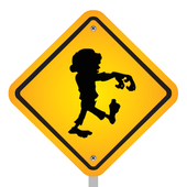 Zombie Road 3D: Horror Highway icon