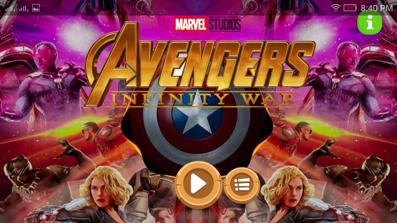 Scaricare avengers infinity war ita