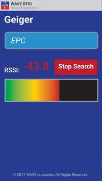 WAVE RFID screenshot 2