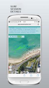 WavesTracker - Surf Track App screenshot 1