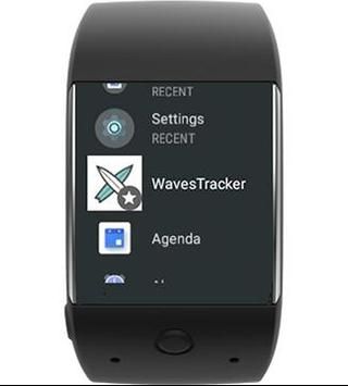 WavesTracker - Surf Track App apk screenshot