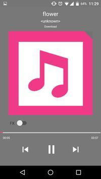 Wavtree Audio Player apk screenshot
