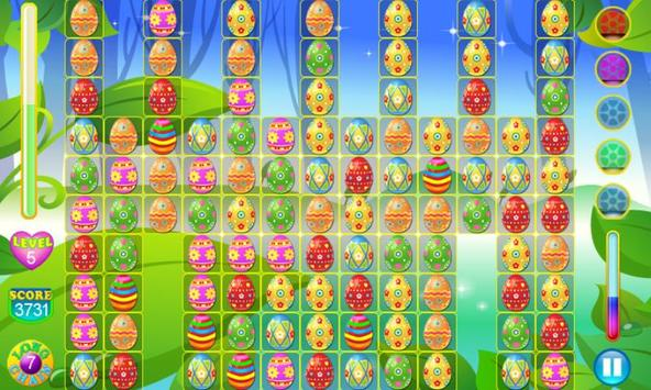 Swipe Easter Eggs apk screenshot