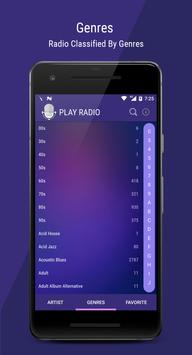 Play Radio - Online screenshot 1