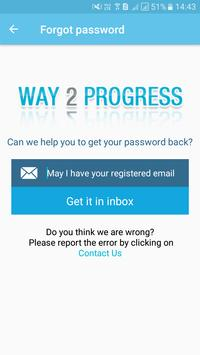 Way2Progress- Leads Generation screenshot 4