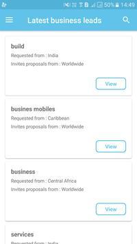 Way2Progress- Leads Generation apk screenshot