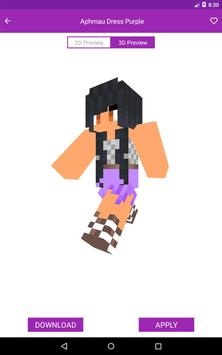Aphmau Skins for Minecraft PE screenshot 4