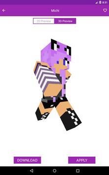 Aphmau Skins for Minecraft PE screenshot 8