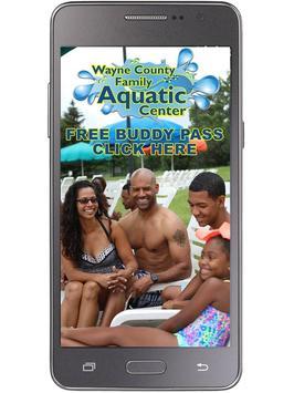 Wayne County Aquatic poster