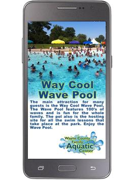 Wayne County Aquatic screenshot 2