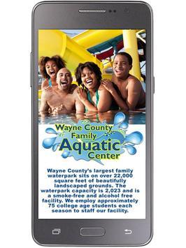 Wayne County Aquatic screenshot 3
