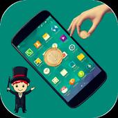 Magic Coin Phone icon