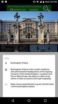 Attraction Places in London apk screenshot