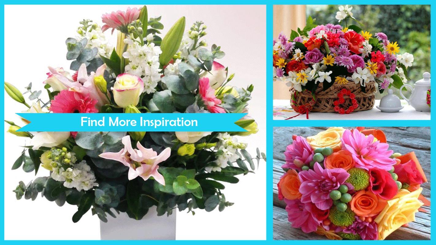 Beautiful flower arrangement ideas for android apk download beautiful flower arrangement ideas screenshot 4 izmirmasajfo