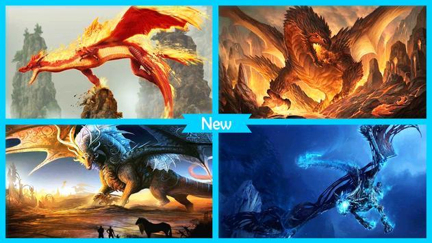 Best Dragon Wallpaper screenshot 3