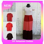 DIY Refashion Clothes icon