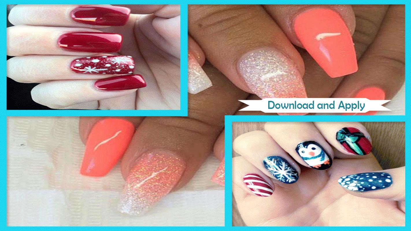 Easy Holiday Nail Art Designs APK Download - Free Lifestyle APP for ...