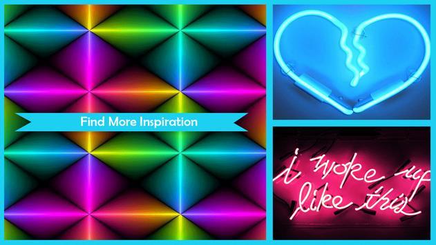 fluorescent heart neon hd apk download free art design app for