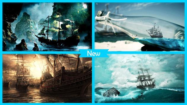 Ship Wallpaper apk screenshot