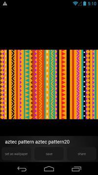 Aztec Pattern Wallpapers apk screenshot