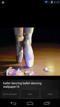 Ballet Wallpapers Background apk screenshot
