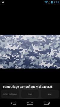 Camouflage Pattern Wallpapers screenshot 3