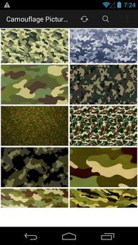 Camouflage Pattern Wallpapers screenshot 1