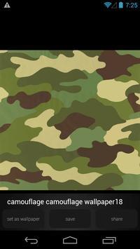 Camouflage Pattern Wallpapers screenshot 4