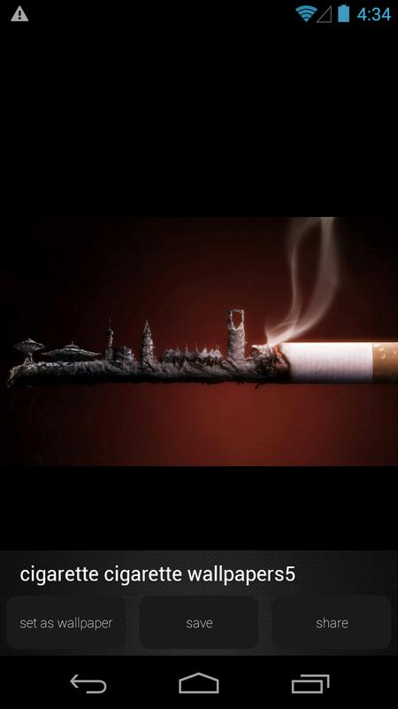 Cigarette Wallpaper Background Apk Screenshot