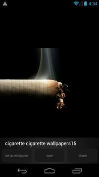 Cigarette Wallpaper background apk screenshot