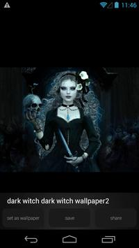 Dark Witch Wallpapers Picture apk screenshot