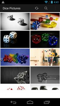 Dice Wallpapers Picture screenshot 1