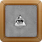 Eye of Ra Illuminati Wallpaper icon