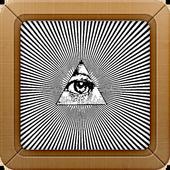 Eye of Ra Illuminati Wallpaper icon