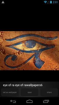 Eye of Ra Illuminati Wallpaper apk screenshot