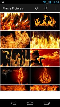 Fire Flame Wallpapers Picture apk screenshot