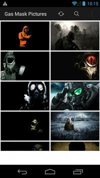 Gas Mask Wallpapers screenshot 1