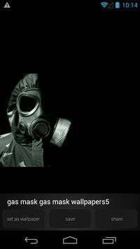 Gas Mask Wallpapers screenshot 2