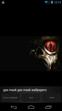 Gas Mask Wallpapers screenshot 3