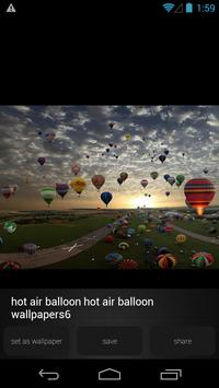 Hot Air Balloon Wallpapers apk screenshot