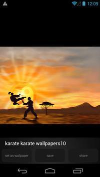 Karate Wallpapers Picture apk screenshot