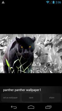 Black Panther Wallpapers HD apk screenshot