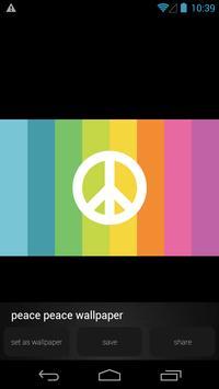 Peace Wallpapers HD apk screenshot