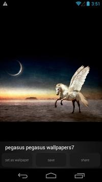 Pegasus Wallpapers HD apk screenshot