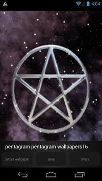 Pentagram Wallpapers HD apk screenshot