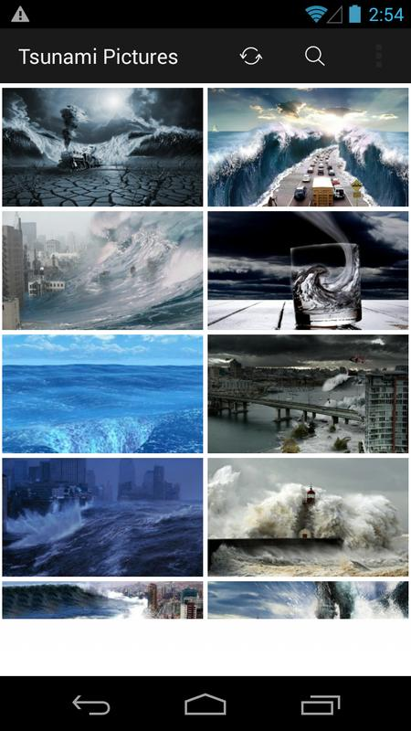 tsunami wave wallpaper hd apk download free personalization app