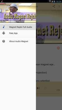 Audio Magnet Rejeki poster