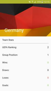 Euro 2016 apk screenshot